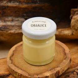 Déodorant solide bio Obialice à l'huile de coco et aux huiles essentielles de lavandin et palmarosa