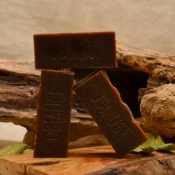 shampoing naturel aux poudres ayurvédiques et à l'huile de neem - obialice savonnerie artisanale herault