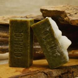 Shampoing surgras - cheveux gras -  à l'ortie- jojoba-huile essentielle romarin-lavandin: Obialice savonnerie Hérault